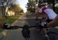 Urban Assault MTB Bike ride