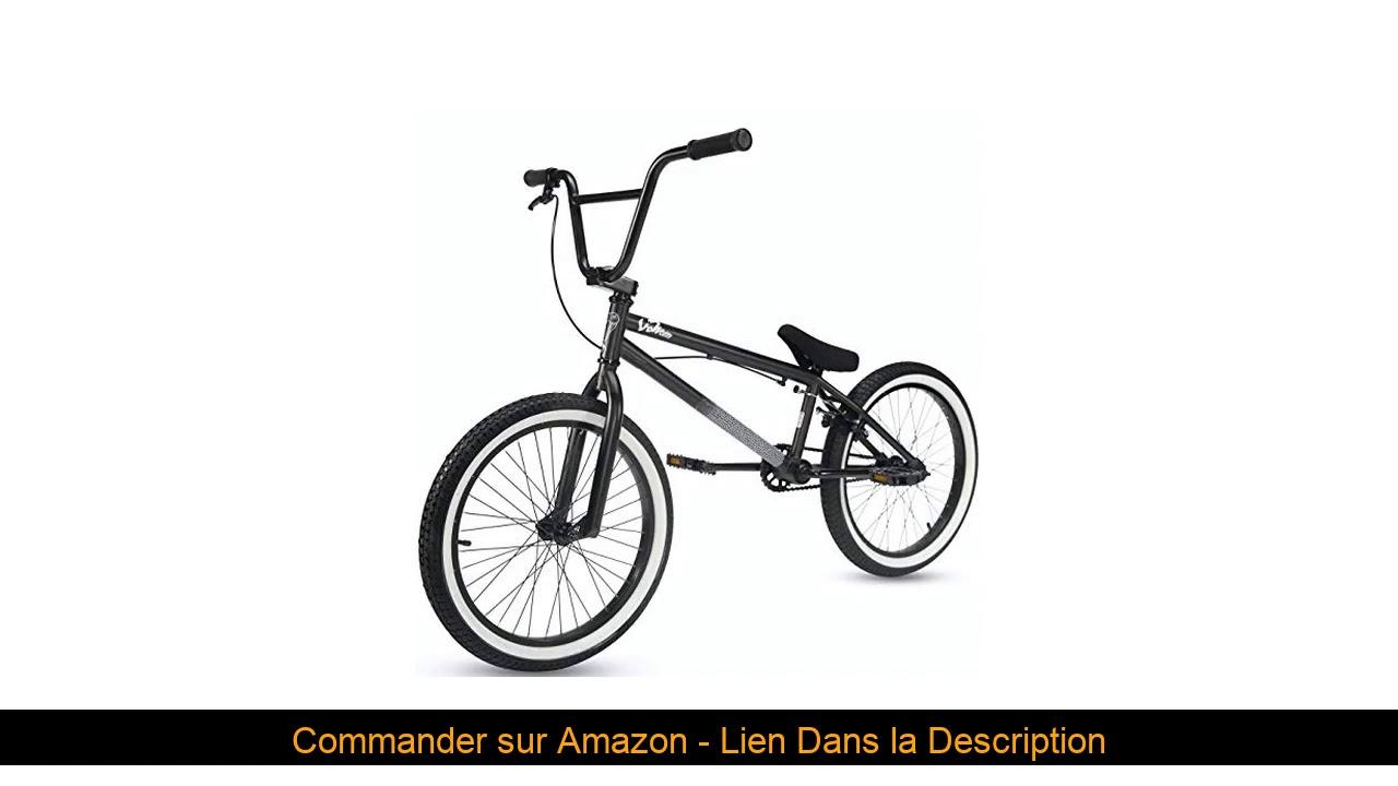 ✨ Venom Bikes 20 inch BMX - Matt Black