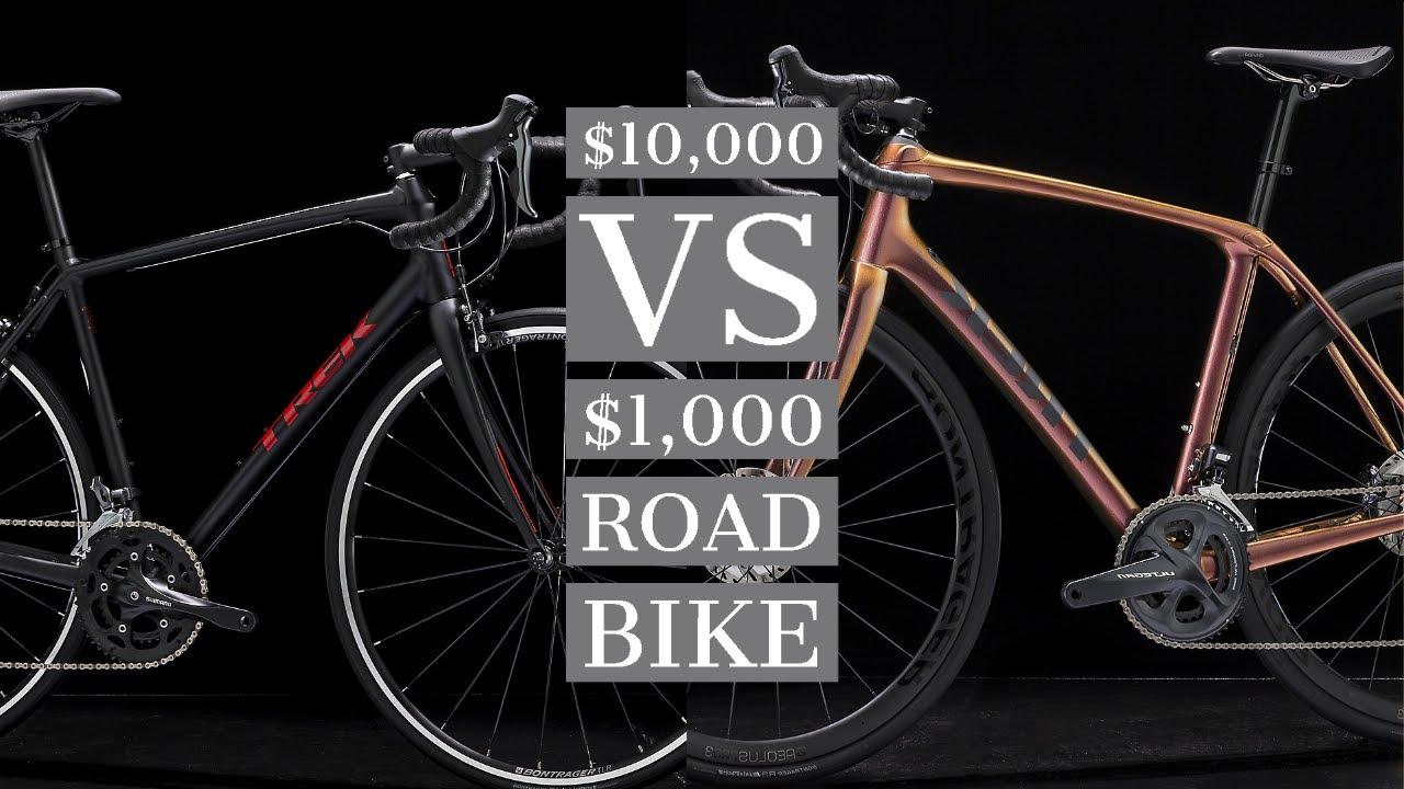 What makes bikes cost $10,000? / Trek Domane SLR vs AL / Project one / Trek Road bikes