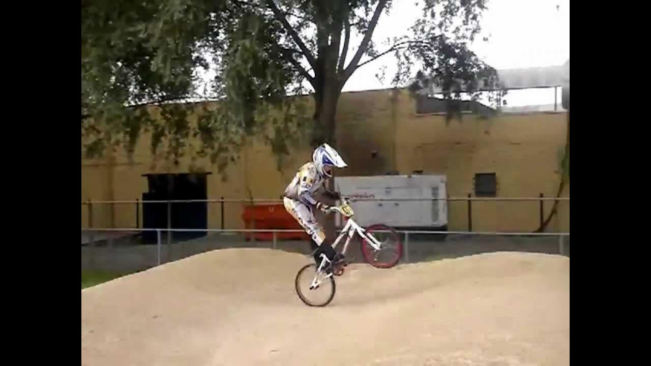 YENTEN MEIRESONNE - BMX TRAINING 25.07.2011