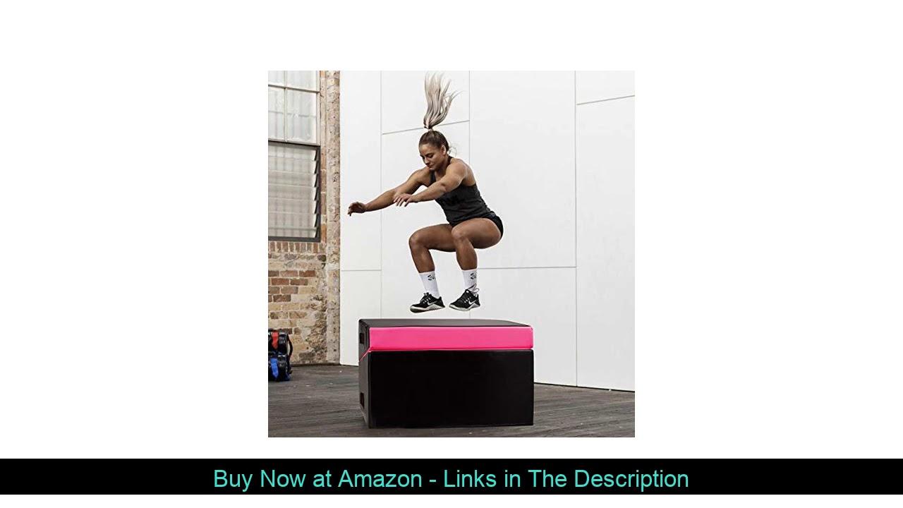 ☀️ papababe Incline Gymnastics Mat Folding Gymnastics Cheese Wedge Mat Tumbling Skill Home Training