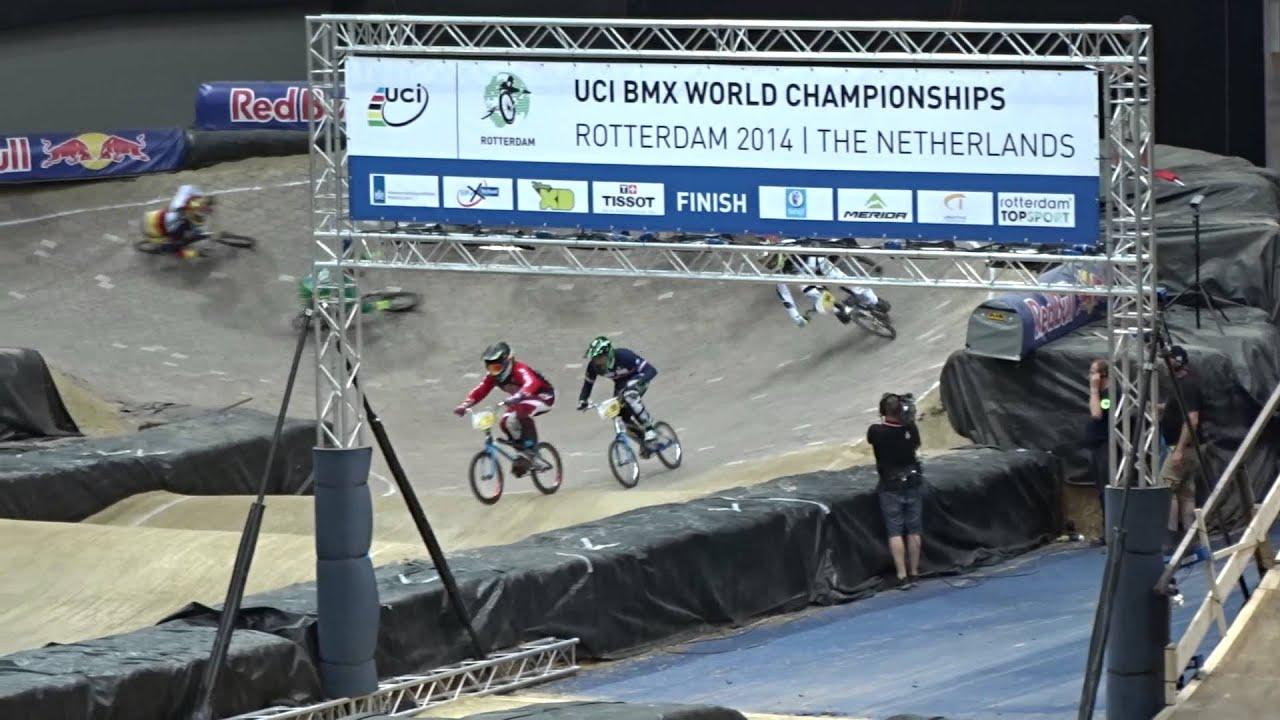 2014 07 23 WK BMX Rotterdam 16e finale race 10