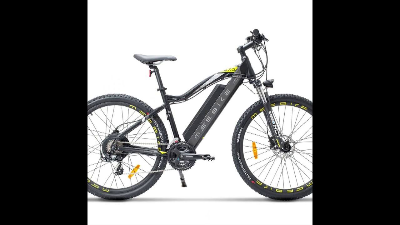 27 5 inch electric mountain bike stealth lithium battery bicycle adult travel speed electric bike 40