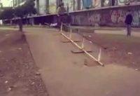 BMX Street Park Santiago Blanco