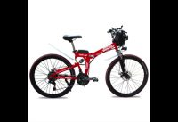 Foldable Electric Bike E Bicycle 26 ebike 1000W 48V 20AH Battery Electric Mountain Bicycle with 21 S