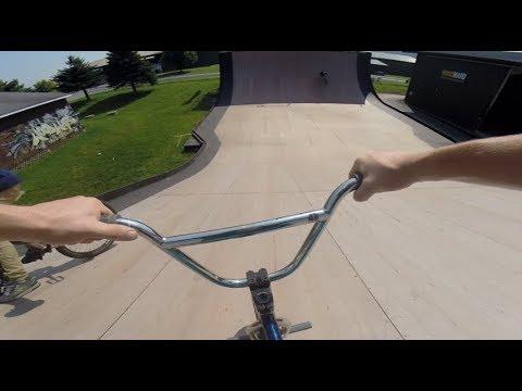 GoPro BMX Riding at Woodward East (Week 10)