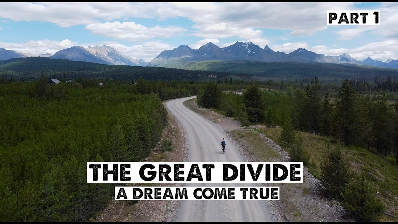 It's Finally Happening! The Great Divide Mountain Bike Adventure-Part 1