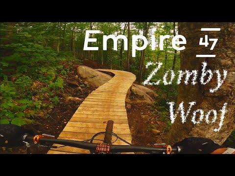 La Zombie Woof - LA Piste Pour Initier un Ami au Mountain Bike! *Pardon, Enduro