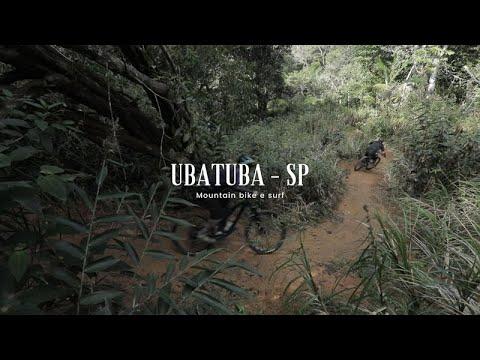 MOUNTAIN BIKE ENDURO EM UBATUBA SP - Um esporte que tem muito à crescer na região