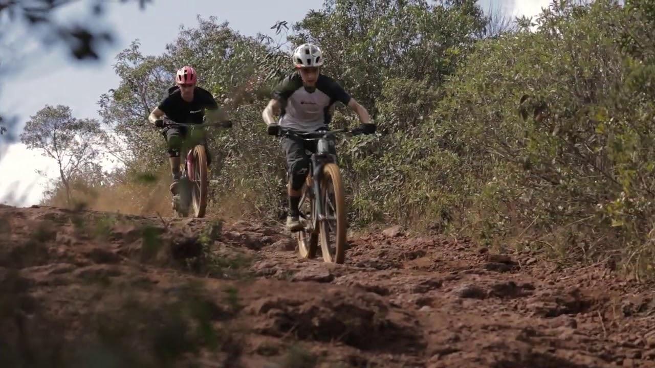 MTB Enduro - A nova geração do Mountain Bike Brasileiro - NEW GENERATION - 14  e 17 anos