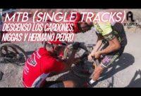 MTB (SINGLE TRACKS) CHAFIRAS | MTB TENERIFE SUR | SUBIDAS Y DESCENSOS | 2K ULTRA HD .