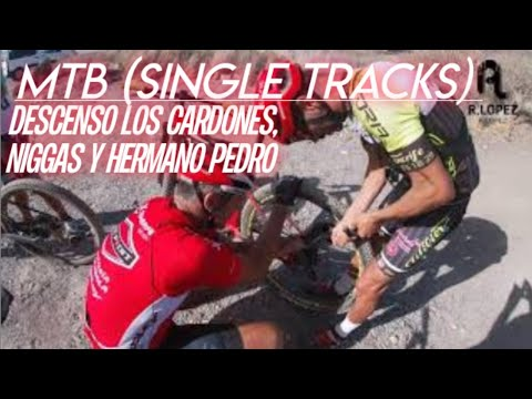 MTB (SINGLE TRACKS) CHAFIRAS | MTB TENERIFE SUR | SUBIDAS Y DESCENSOS | 2K ULTRA HD .