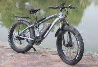 MX02S electric bike motor 1000W snow bike electric bike 48V17A lithium battery ebike electric mounta