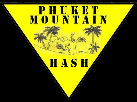 Phuket Mountain Bike Hash September 2016