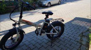 Rks Rs3 Katlanabilir Elektrikli Bisiklet Hakkında...Folding E Bike...