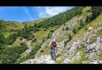 SUPER EINDRUCKSVOLLE BIKE TOUR: BRENNER GRENZKAMM UND PORTJOCH/ extrem krasser Trail/ MTB News 2020